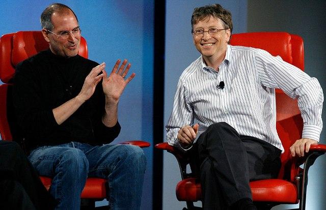 """Bill Gates: Steve Jobs gjithmonë ka qenë """"cooler"""" më i madh se unë [VIDEO]"""