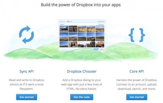 Dropbox prezanton ndërfaqen e re Sync API për iOS edhe Android