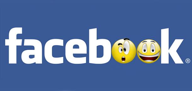 Facebook emoticonss