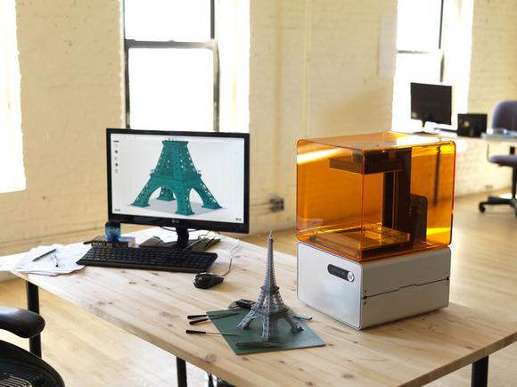 Vjen printeri Formlabs Form 1 3D