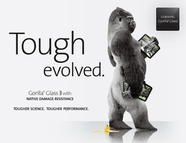 Në detaje: Gorilla Glass