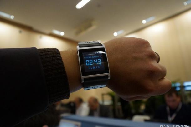 Njihuni me orën elektronike I'm Watch