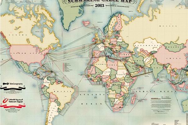 Shikoni pjesën e fshehur të internetit (Infografik)