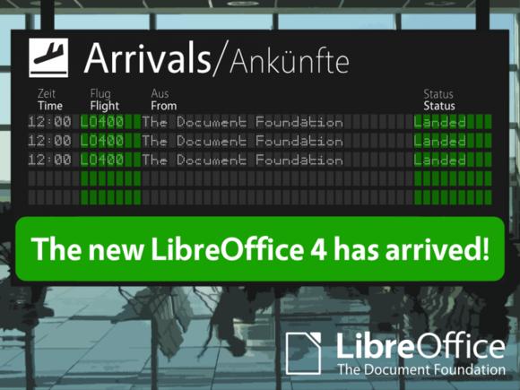 Gjashtë arsye të mira përse të shkarkoni LibreOffice 4.0