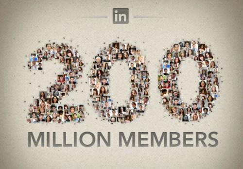 Kush janë 200 milion përdoruesit e LinkedIn (Infografik)