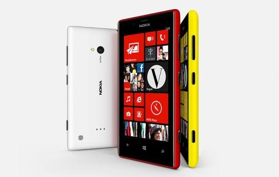 Lumia 520 i Lumia 720