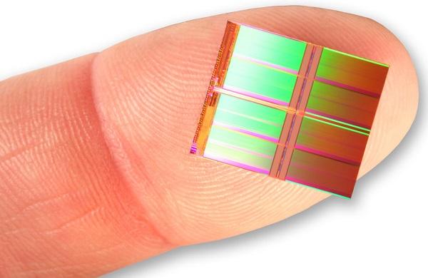 Micron hedh në treg çipin më të vogël 128 GBIT