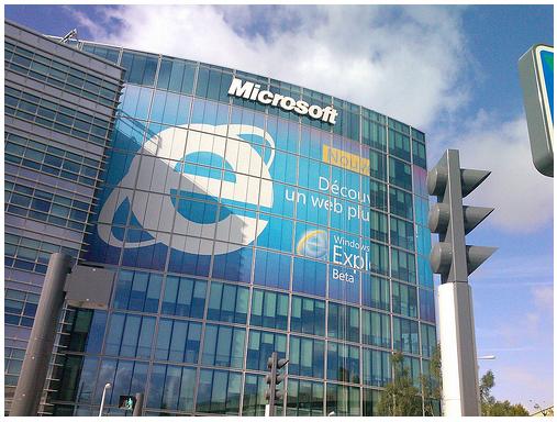 Microsoft i detyrohet Francës 70 milionë dollarë