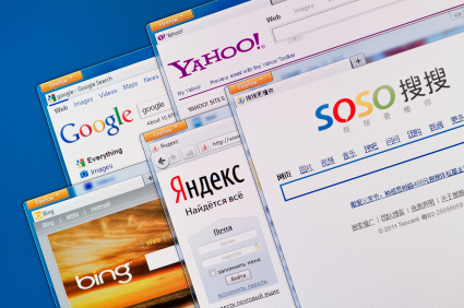 Search engines Bing