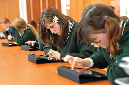 Turkish-school-iPads