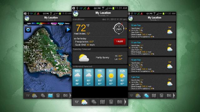 Aplikacioni më i mirë për motin në Android