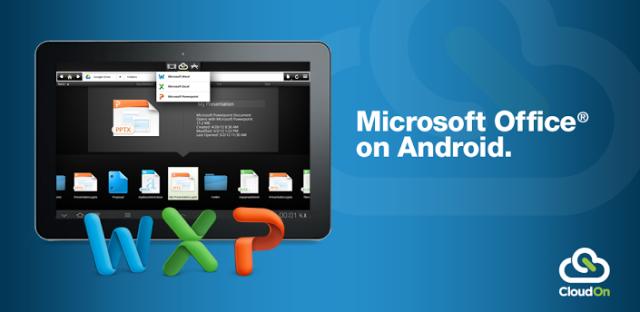 CloudOn 4.0 sjell Microsoft Office Virtual në smartfonët Android