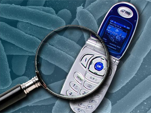 Ja se sa bakterie mban telefoni juaj