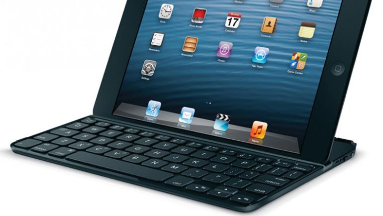 Logitech prezanton tastierën për iPad mini