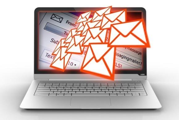 Pyetje dhe përgjigjje: Pse marrim kaq shumë spam-e