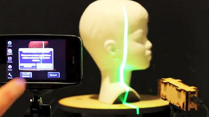 Përdore smartfonin tuaj për printime 3D