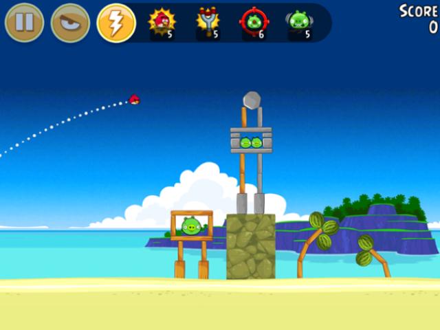 """Loja """"Angry Birds"""" origjinale tani pa pagesë për përdoruesit e iPhone dhe iPad"""