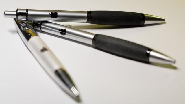 Patenta e fundit e Apple përfshin një stilolaps kompjuter