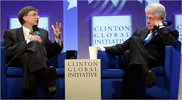 Bill Gates nuk do kandidojë kurrë për president