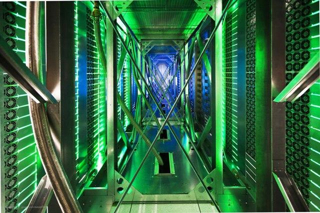 5 qendrat e të dhënave më të mëdha në botë