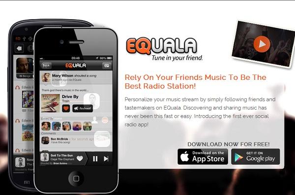 Krijoni një stacion personal radio për muzikë me miqtë tuaj në Facebook nëpërmjet EQuala