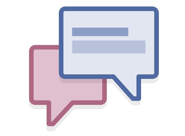 Facebook chatt