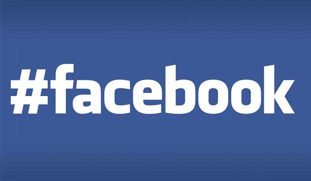 Facebook hastag