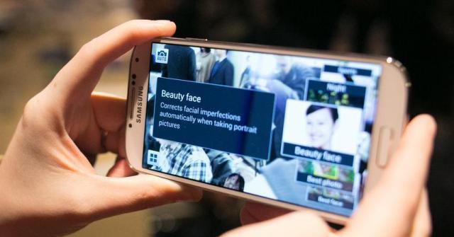 Galaxy S 4 kamera