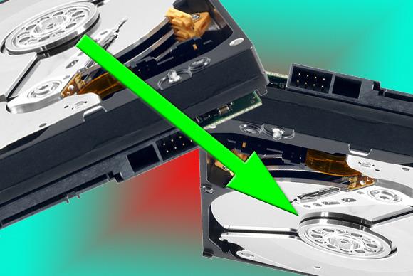 Ja se përse nuk duhet të bëni backup të dhënat në një HDD të brendshme