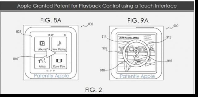 NoLook patenta