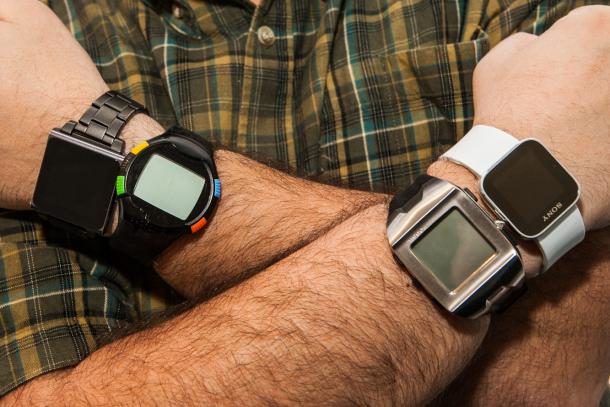 Historik i shkurtër për orat smart