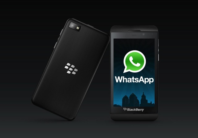 WhatsApp Z10
