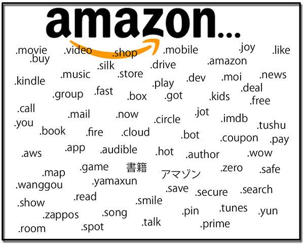 amazon domain