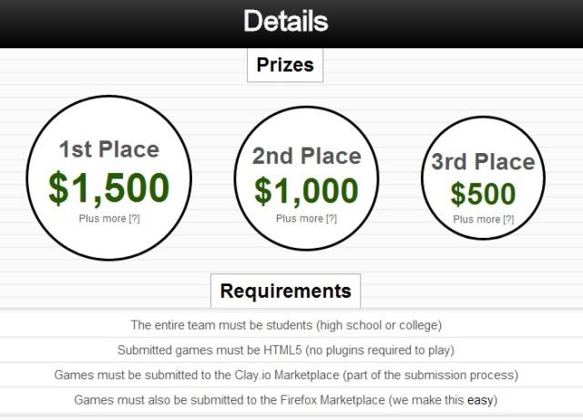 clayio prize