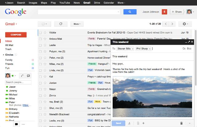 gmail compose