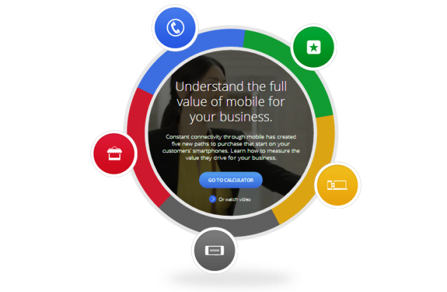 google calculator mobile