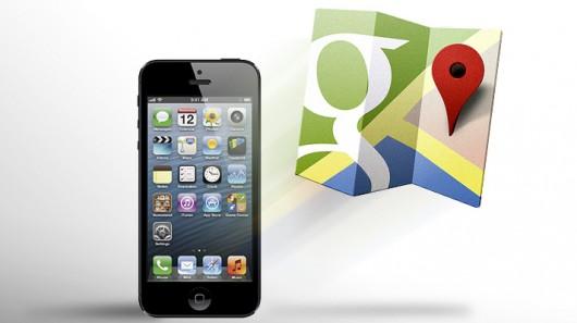 Google Maps përditësohet për iOS