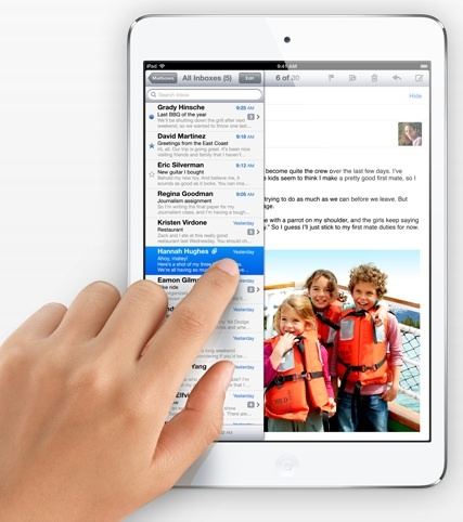 Së shpejti versione të reja të iPad Mini dhe Nexus 7 me rezolucion më të lartë