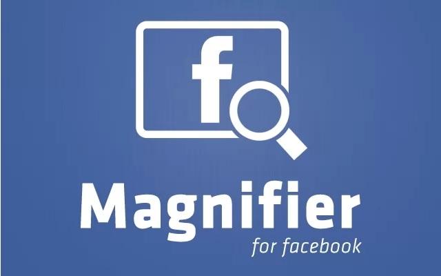 magnifier Facebook