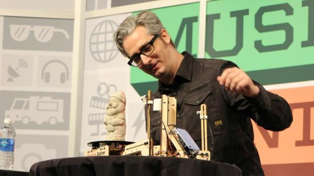 Skaneri Digitizer i Makerbot do të lejojë këdo të printojë objekte në 3D