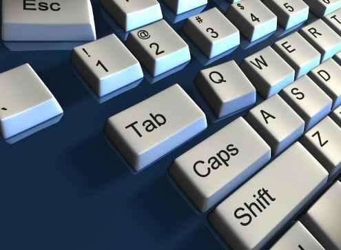 Një buton tastiere që duhet të përdorni në shfletuesin tuaj