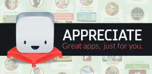 Appreciate, një shërbim i ri në Android që mundëson gjetjen e aplikacioneve cilësore