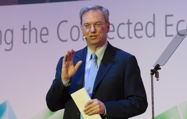 Eric Schmidt parashikon mbulimin e gjithë botës me internet deri në fund të vitit 2020