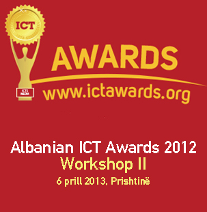 """U mbajt në Prishtinë Workshopi II i """"Albanian ICT Awards 2012"""""""