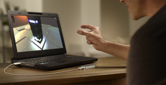 Kontrolluesi i lëvizjeve Leap Motion vjen në kompjuterët HP