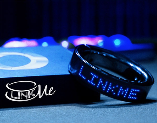 LinkMe, pajisja që shfaq mesazhe dhe lajmërime në dorën tuaj