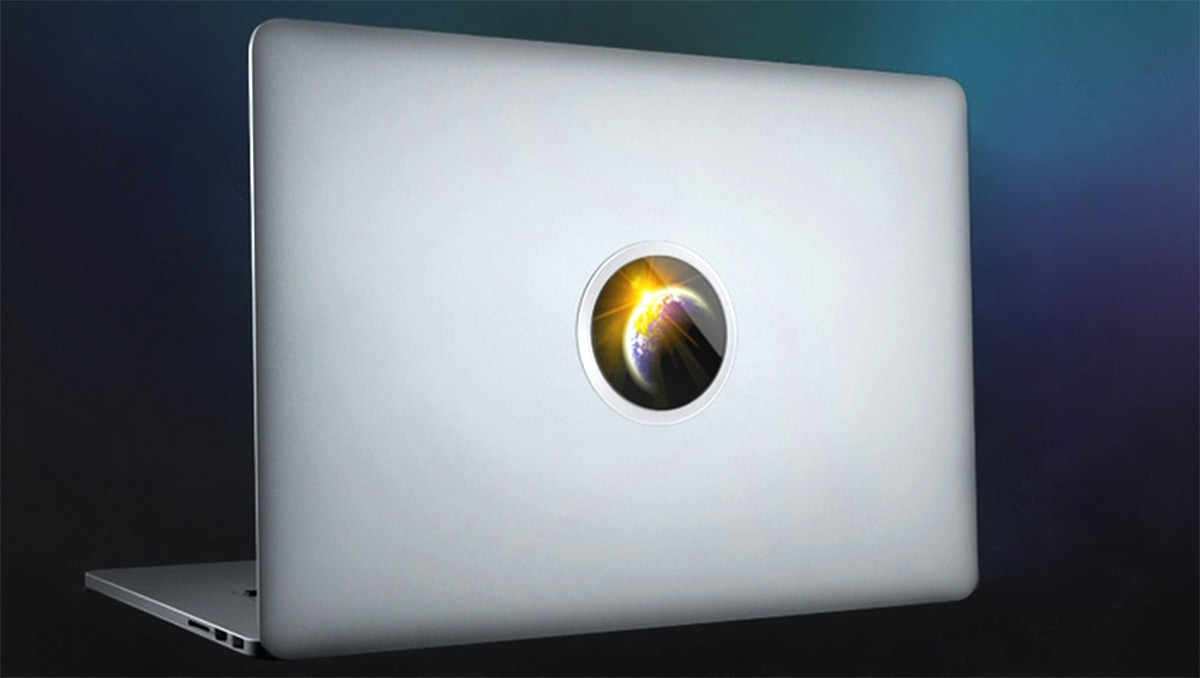 MacBook logo