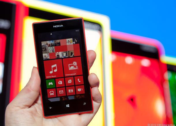 """Nokia planifikon prodhimin e pajisjes """"Lumia phablet"""""""