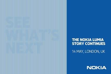 Nokia do të mbajë event mbi Lumia-n më 14 maj në Londër