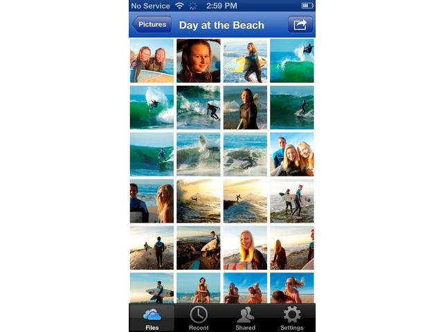 Më në fund përditësohet versioni i SkyDrive për iOS